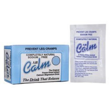 A To B Calm Instant Calcium Magnesium Drink, Travel Pack, 10 Count