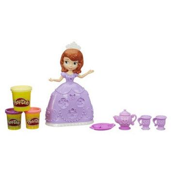 Play Doh Play-Doh Disney Sofia the First Tea Party Set