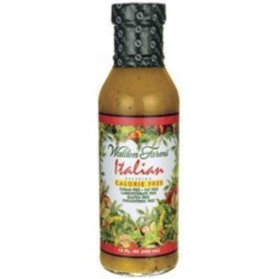 Walden Farms Italian Dressing, Sugar Free, Calorie Free, Fat Free, Carb Free, Gluten Free