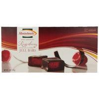Manischewitz Bars, Raspberry Jell, Passover, 6-Ounce (Pack of 6)