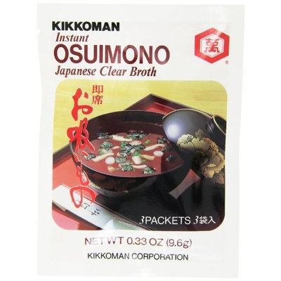 Unknown Kikkoman Instant Japanese Clear Broth, Osuimono, 0.33 Ounce