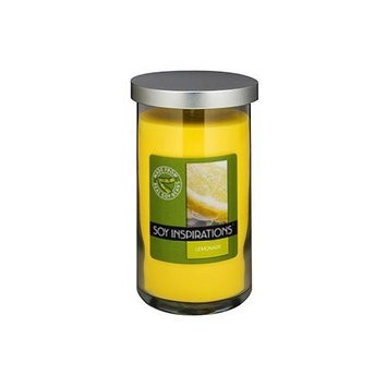 Soy Basics Seeds Soy Basics Seed Soy Candle, Lemon Twist, 18.5-Ounce