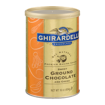 Ghirardelli Ground Chocolate Premium Baking Cocoa