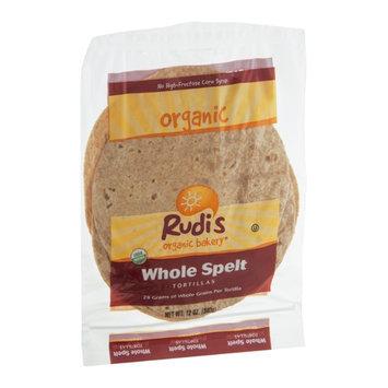 Rudi's Organic Bakery Tortillas Whole Spelt - 8 CT