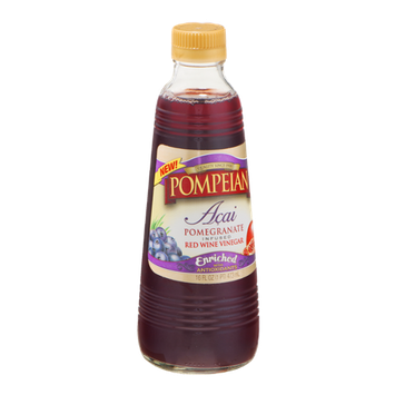 Pompeian Acai Pomegranate Red Wine Vinegar