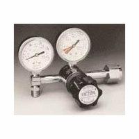 Victor VMG-15LN 2-15 LPM CGA 540 Nut And Stem Diaphragm Style Pediatric Flowgauge Medical Regulator With 2'' Gauges