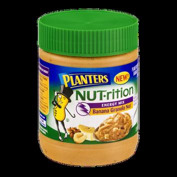 Planters NUT-rition Energy Mix Banana Granola Nut Peanut Butter