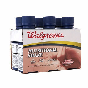 Walgreens Nutritional Shakes Liquid 8 fl oz