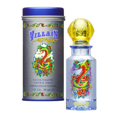 Ed Hardy Villain Eau de Toilette Spray for Men