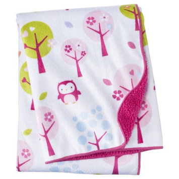 Up We Go 2 Ply Valboa Blanket  by Circo