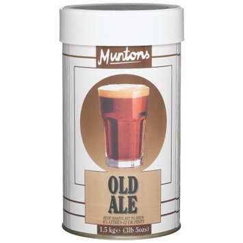 Muntons Old Ale Beer Making Kit, 53-Ounce Can
