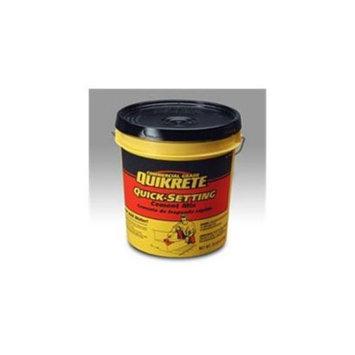 Quikrete Company 124020 20-Lb Quick Setting Cement - Pail
