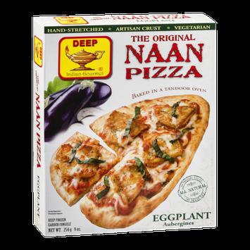 Deep The Original Naan Pizza Eggplant