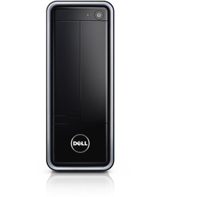 Dell Black Inspiron 3646 Desktop PC with Intel Pentium J2900 Processor, 4GB Memory, 500GB Hard Drive and Windows 8.1 (Monitor Not Included)