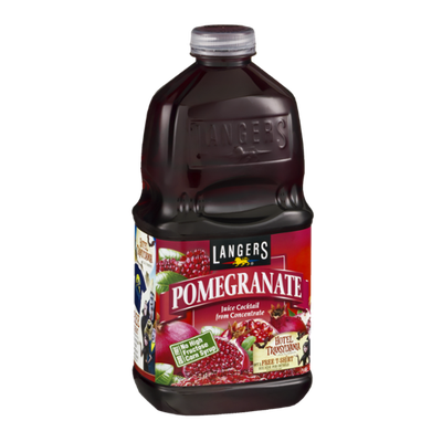 Langers Pomegranate Juice Cocktail
