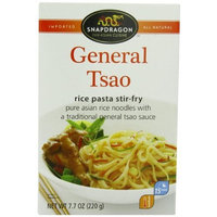 Snapdragon General Tsao Rice Pasta Stir-Fry, 7.7-Ounce Boxes (Pack of 6)