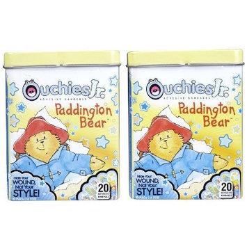 Ouchies Jr. Bandages Bandages - Paddington Bear - 20 ct