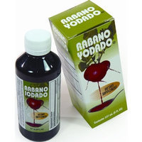 Menper Dirstributors Rabano Yodado 8 Oz - Great for Thyroid - Contains Potassium Iodine