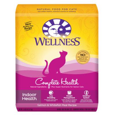 WellnessA Complete Health Indoor Adult Cat Food