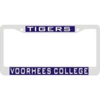 Campus Locker Room > Chrome Frame VOORHEES COLLEGE Metal Chrome Frame