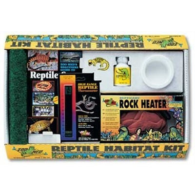 Zoo Med Reptile Habitat Kit 15 and 20 Gallon