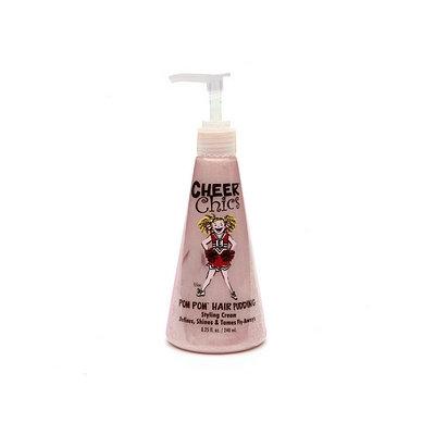 Cheer Chics Pom Pom Hair Pudding Styling Cream
