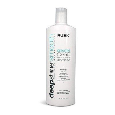 Rusk Keratin Deepshine Smooth Shampoo