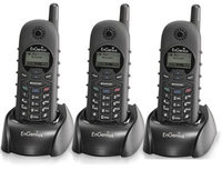 Engenius DuraFon 1X-HC (3 Pack) Long Range Cordless Phone Handset