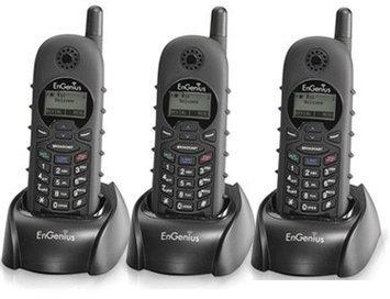 Engenius DuraFon 1X-HC (3 Pack) Long Range Cordless Phone Handset