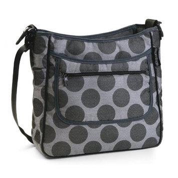 Peg-perego Peg Perego Borsa Soft Diaper Bag - Portraits Grey