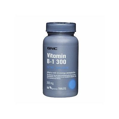 GNC Vitamin B-1 300