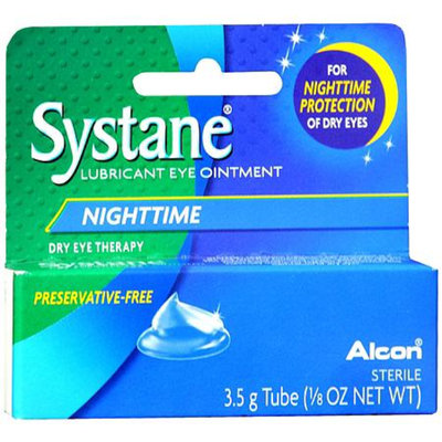 Systane Lubricant Eye Ointment