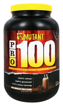 Mutant - PRO 100 Gourmet Whey Protein Shake Rich Chocolate Milk - 32 oz.