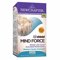 New Chapter Organics LifeShield Mind Force