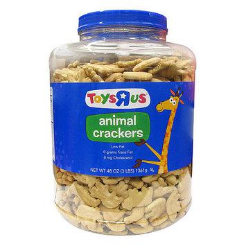 Toys R Us Animal Cracker Barrel - 48 Ounce