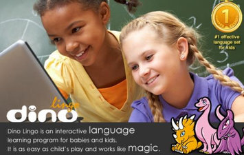 Dino Lingo Language Learning Program for Kids