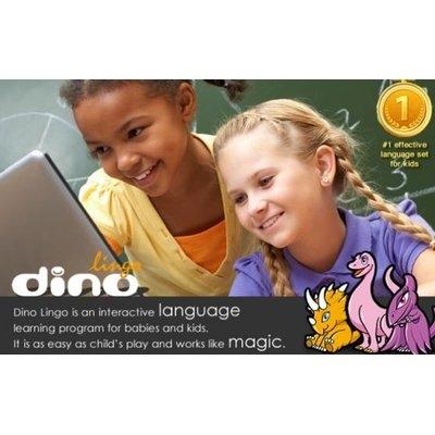 Dino Lingo Language Learning Program for Kids