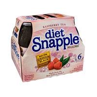 Snapple Diet Raspberry Tea - 6 CT