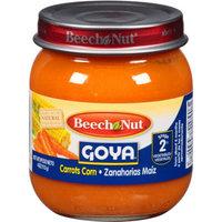 Beech-Nut® Stage 2 Goya Carrots Corn