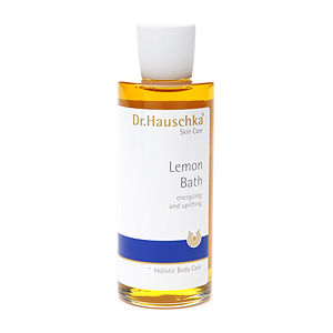 Dr. Hauschka Skin Care Lemon Bath
