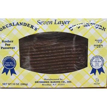 Kosherbyte Passover 7 Layer Cake