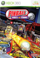 Crave Entertainment Pinball Hall of Fame: Williams Collection