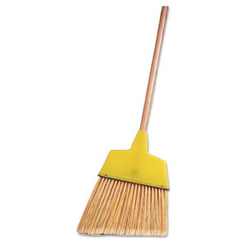 Weiler WEI44305 Cleaning Tools Janitorial Supplies Brooms; Yellow / Light Brown