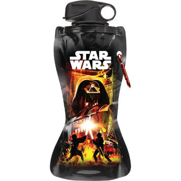 Vandor Star Wars 24 oz. Collapsible Water Bottle