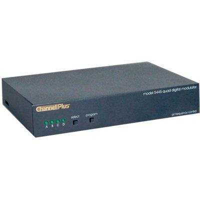 ChannelPlus Channel Plus 5445 4-Channel Video Modulator
