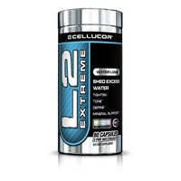 Cellucor L2 Extreme Water Loss Supplement, 40 Count