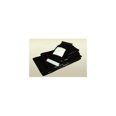 O'donnell Industries Odonnell Industries 19387 XX-Large Piddle Pads Pet Sanitary Wraps - Black