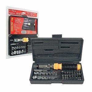 Trademark Tools Tru ForgeT 41 Piece 3-Way Ratchet Driver Set
