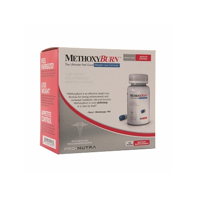 Pro-Nutra MethoxyBurn Weight Loss Formula