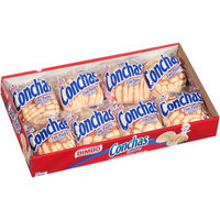 Sweet Baked Goods Bimbo Conchas Fine Pastry, 2.12 oz, 8 count